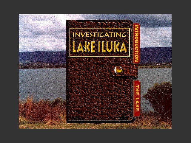 Investigating Lake Iluka (1996)
