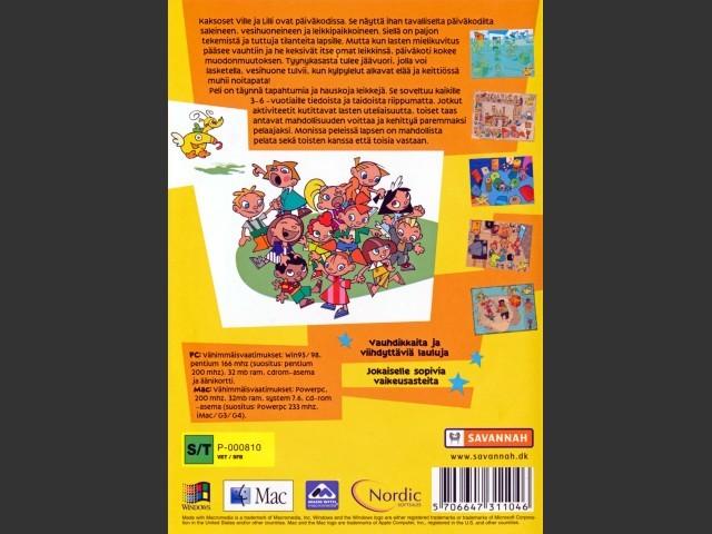 Double Trouble: Crazy Kindergarten (2001)
