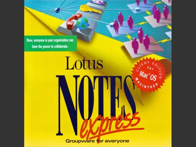 Lotus Notes Express (1995)