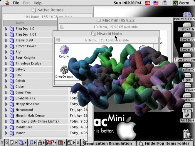 Demoscene demos for Macintosh (0)