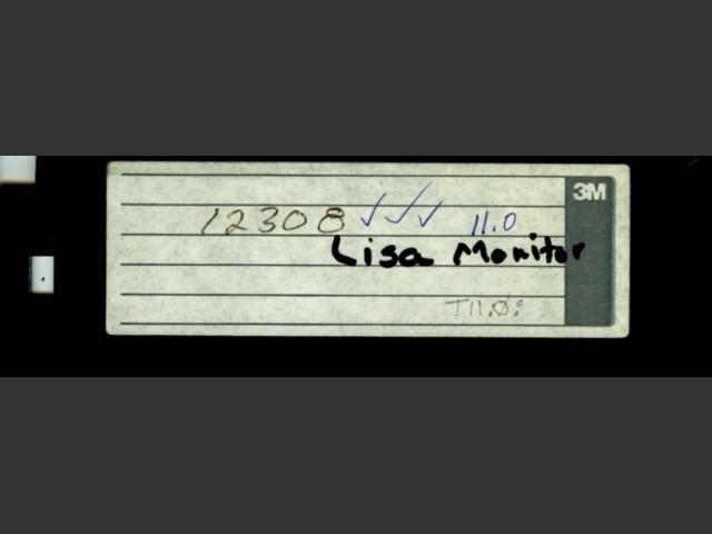 Lisa Monitor 11.0 (0)