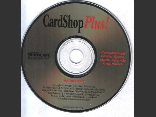 CardShop Plus! (1994)