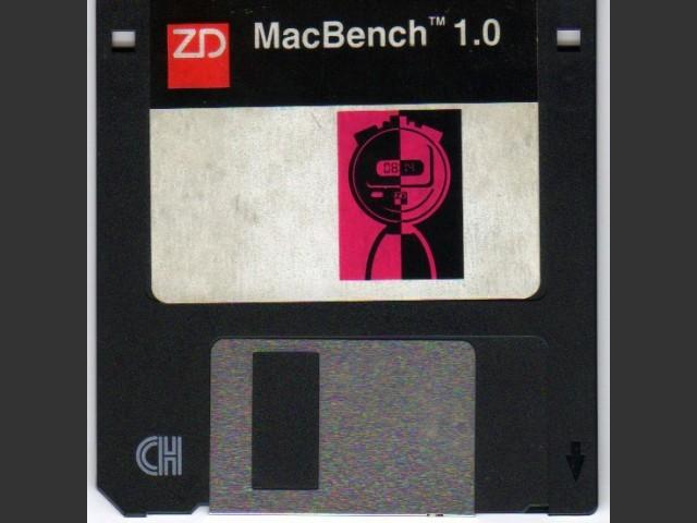 MacBench 1.0 (1993)