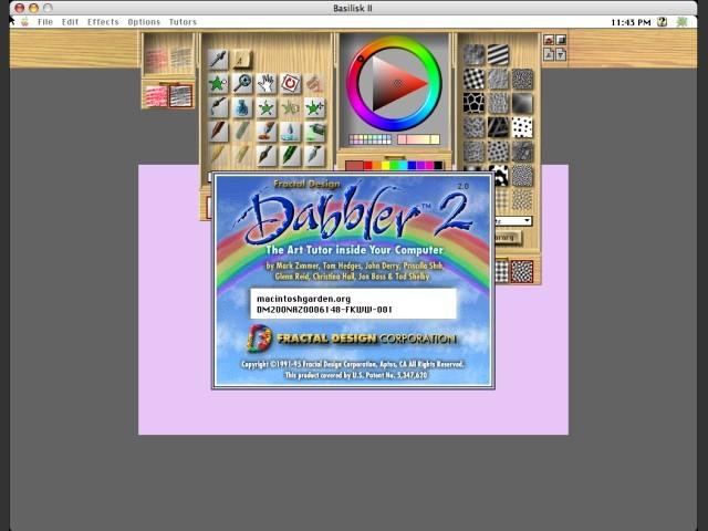 Dabbler 2.0 (1995)