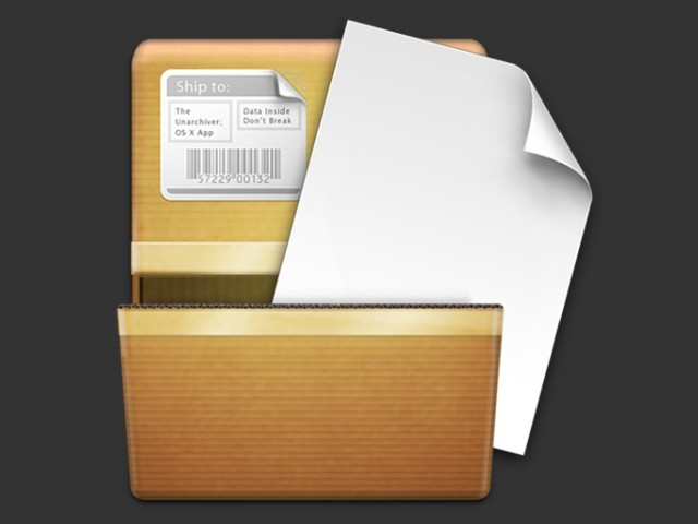 The Unarchiver for OSX (2006)