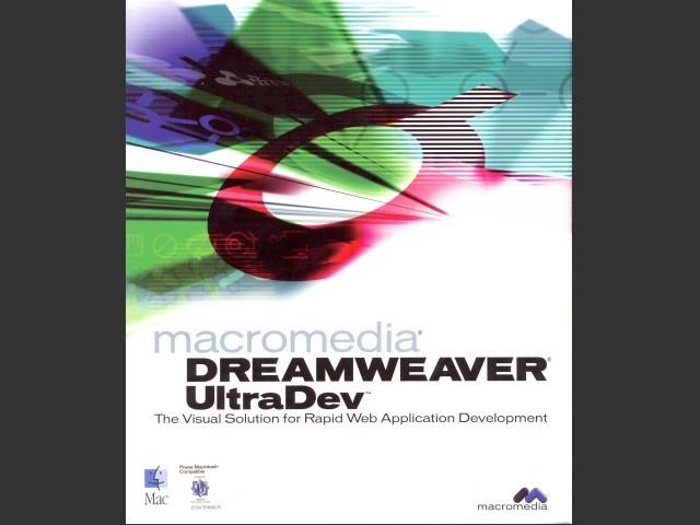 Macromedia Dreamweaver UltraDev (2000)