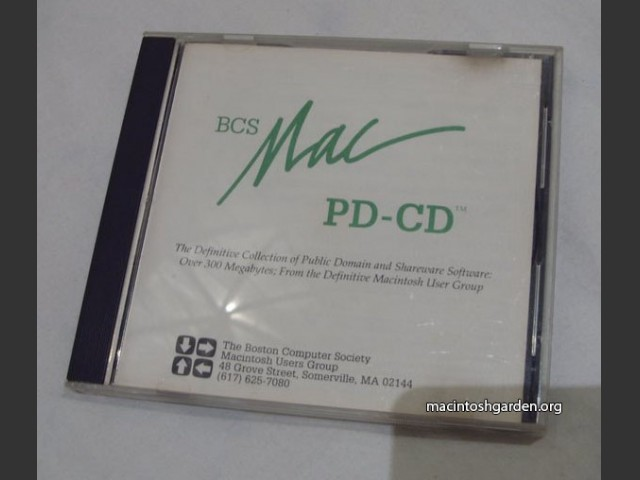 BCS Mac PD-CD (1989)