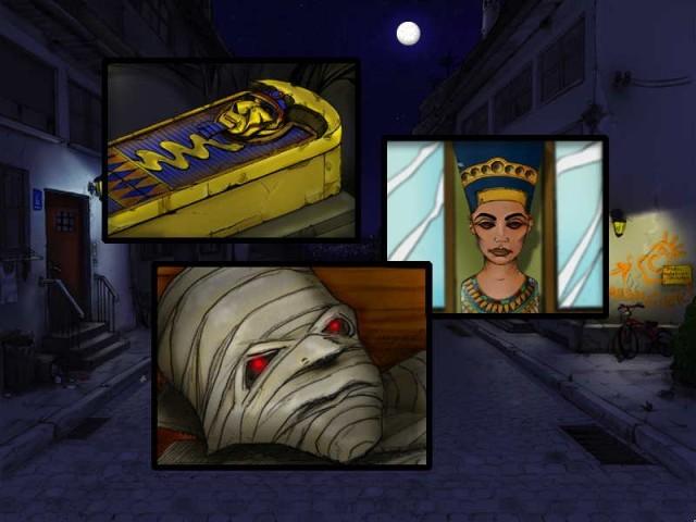 Ein Fall für Dich und das Tiger-Team: Das Geheimnis der Goldenen Mumie (2000)