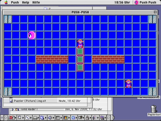 Push-Push (1994)