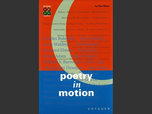 Poetry in Motion (1992)