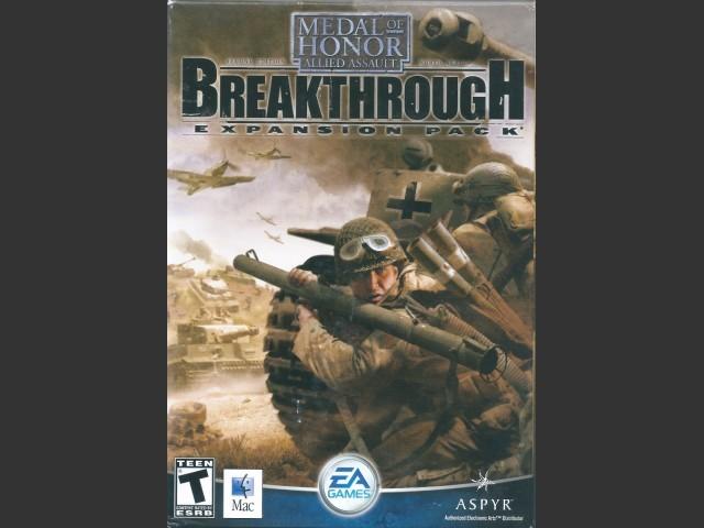 Breakthrough Mac cover art