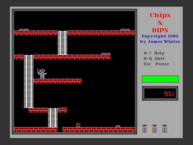 Chips & DIPS (1989)