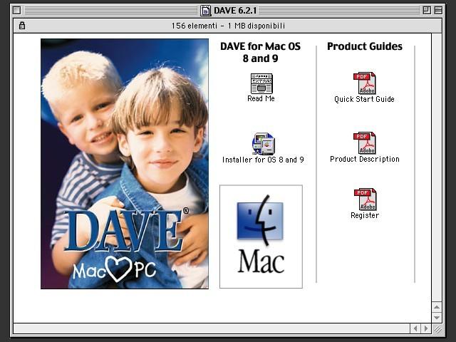 Dave 6.2.1 (2006)