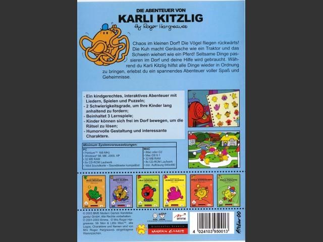 Karli Kitzlig (German) (2003)