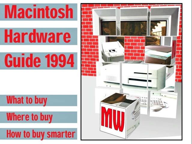 Macworld Hardware Buyers' Guide 1994 (1994)