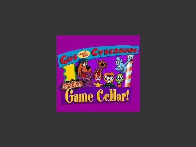 Gus and the Cyberbuds: Stellar Game Cellar (1996)