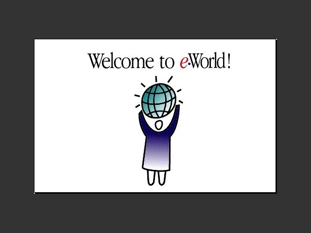 Welcome to eWorld!