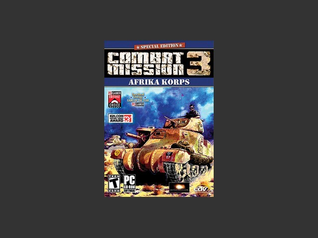 Combat Mission: Afrika Korps (2003)