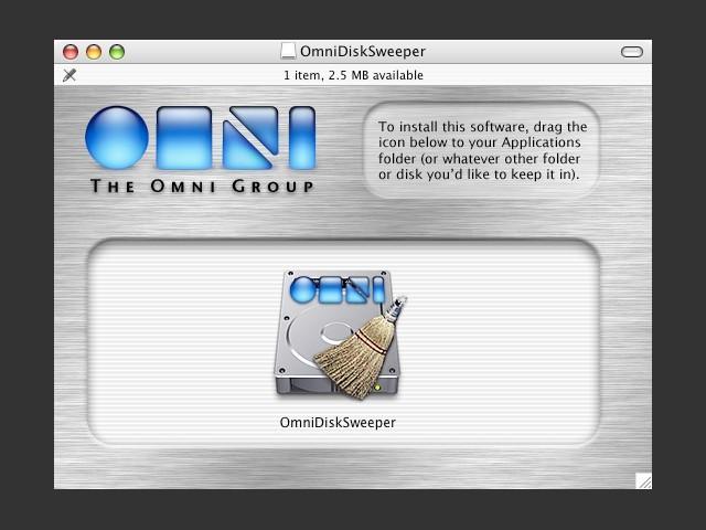 OmniDiskSweeper - Macintosh Repository