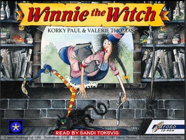 Winnie the Witch (1996)