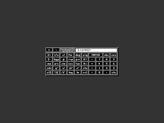 Dt Calculator (1990)