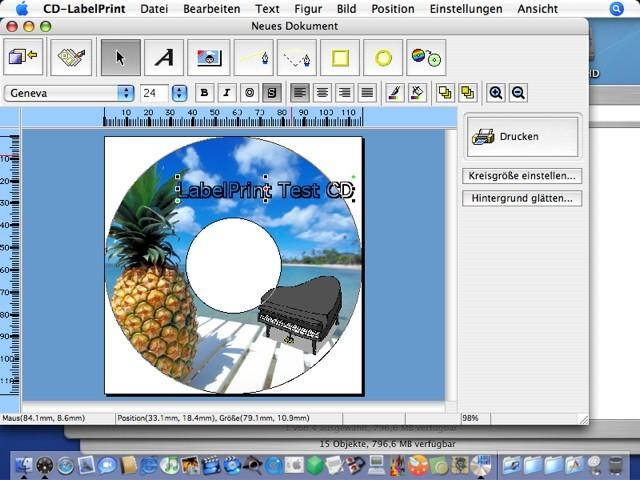 Buy LabelPrint mac width=
