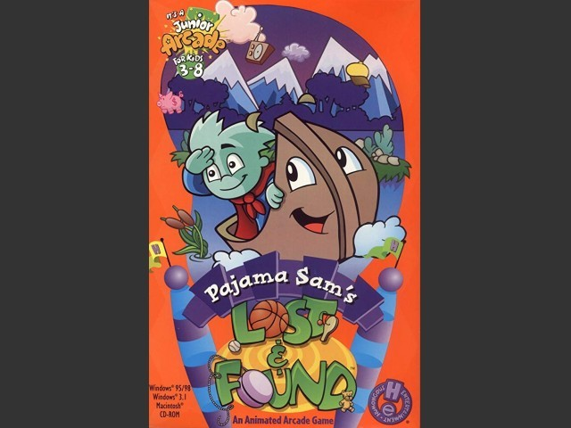 Pajama Sam's Lost and Found (1998)