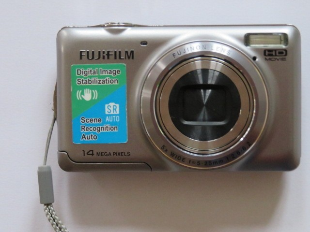 Fuji Finepix CD-ROM for FinePix JX digital camera series (2011)