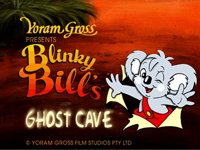 Blinky Bill's Ghost Cave (1996)