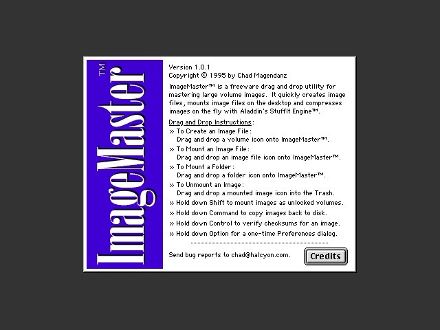 ImageMaster (1995)