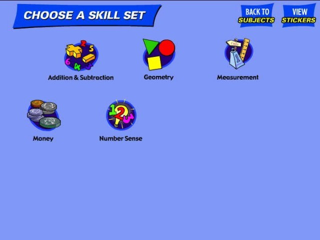 Key Skills for Math: Shapes, Numbers & Measurement (2003)