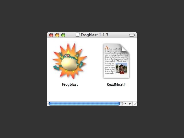 Frogblast (2002)