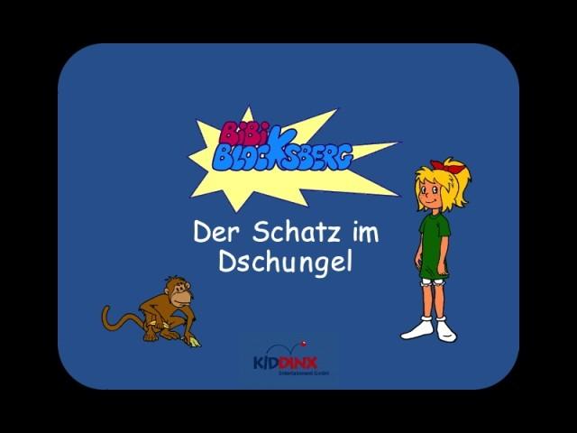 Bibi Blocksberg 6 - Der Schatz im Dschungel (2001)
