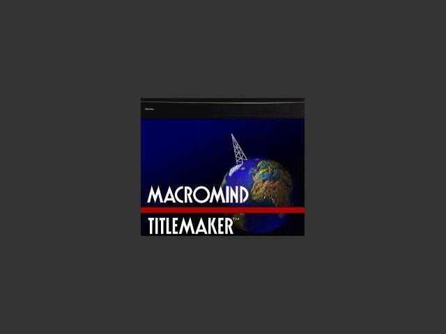 TitleMaker 1.0 (1991)