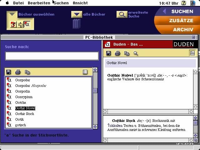 Duden - Fremdwörterbuch (2001)