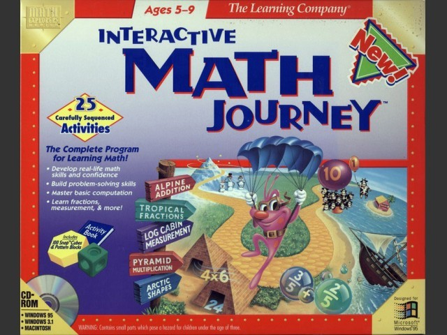 Interactive Math Journey (1996)