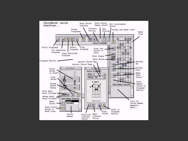 ChordBook 2.2 (2000)