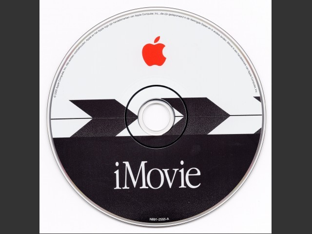 iMovie 1.0.2 Dutch (2000)