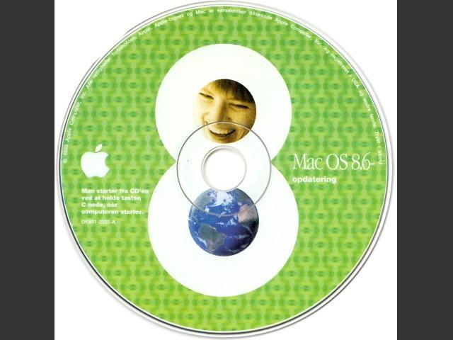 Mac OS 8.6 Update (Danish) (1999)