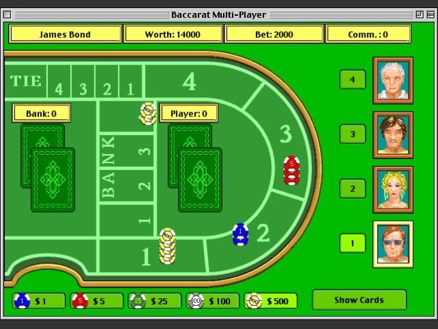 Vegas Games (1994)