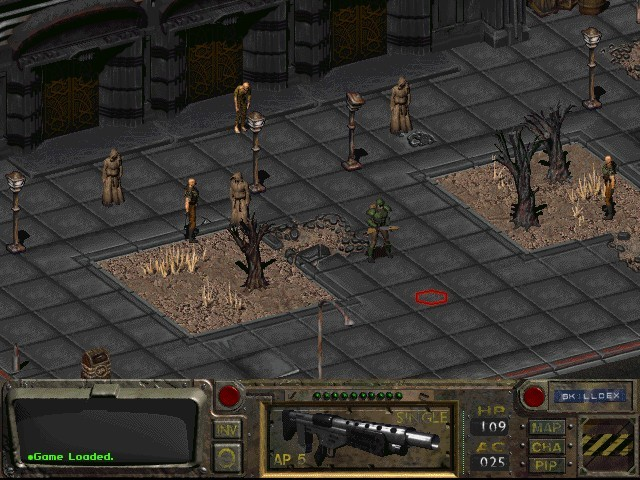 Fallout (for Mac OS X) (2002)