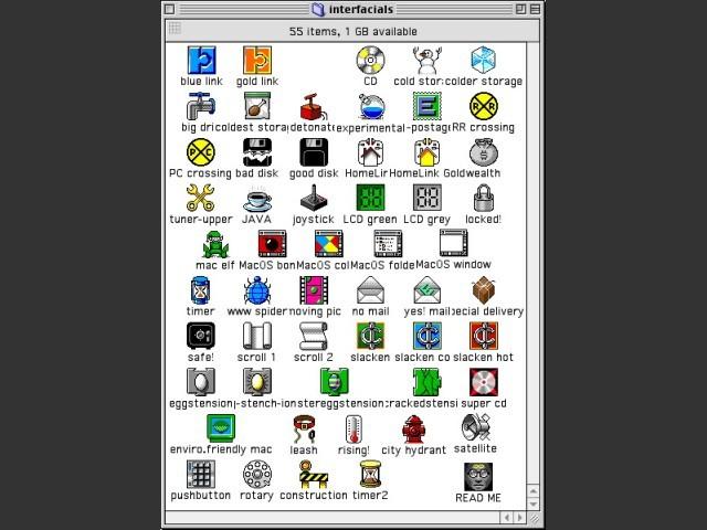 interfacials icons
