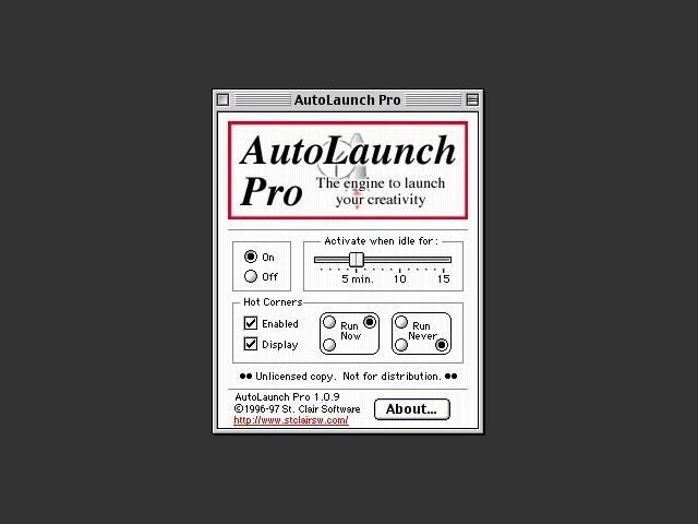 AutoLaunch (1997)