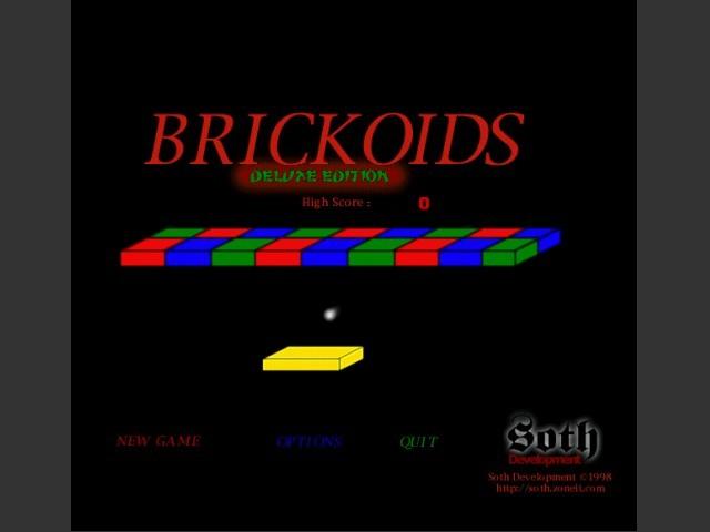 Brickoids Deluxe (1997)