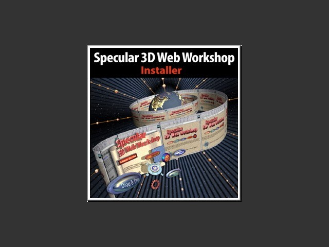 Specular 3D Web Workshop (LogoMotion 2 + TextureScape 2) (1996)