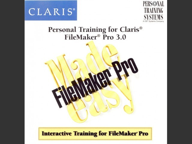 FileMaker Pro Made Easy (1996)