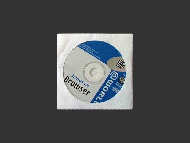 @World Online Suite Browser (1996)