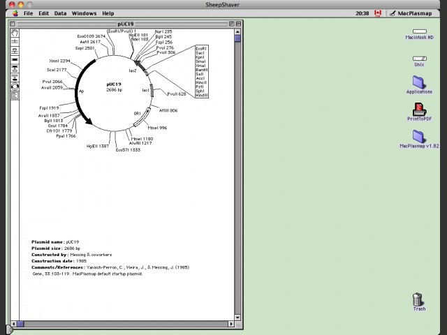 MacPlasmap 1.82 (1990)