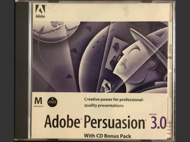 Adobe Persuasion 3.0 (1994)