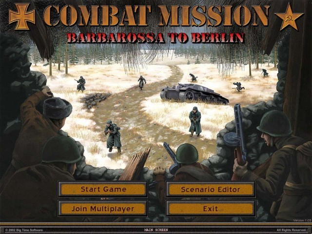 Combat Mission 2: Barbarossa to Berlin (2002)